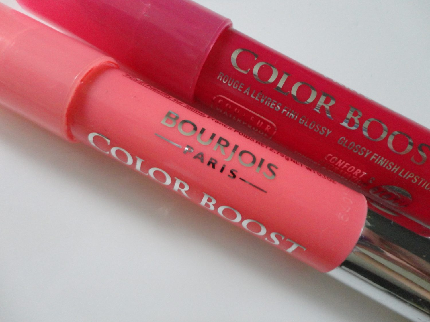 Review: Bourjois Color Boost