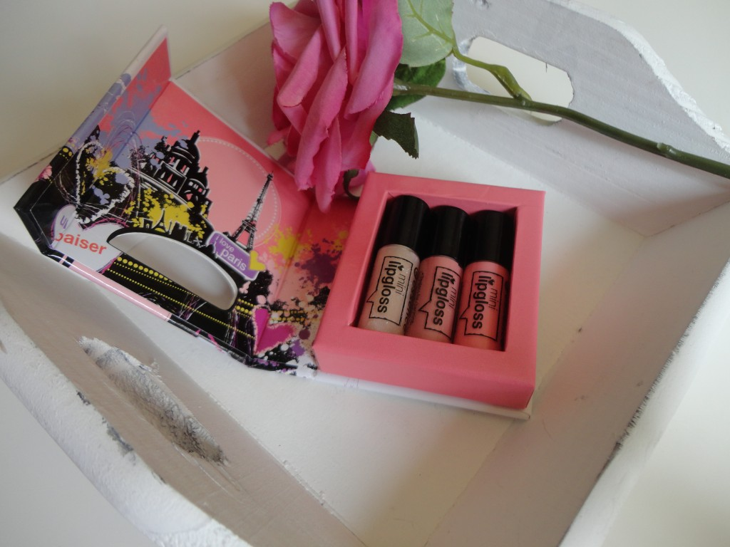 essence mini lipgloss