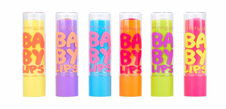 Heb jij de Maybelline Baby Lips al gespot?!