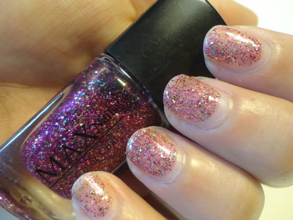 Mac cracked nail polish