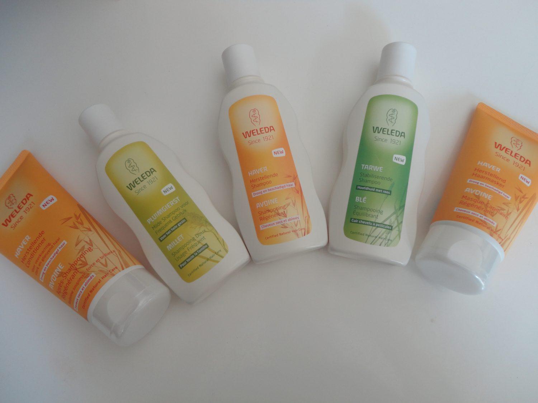 Review: Nieuwe producten Weleda (Weleda Shampoo)