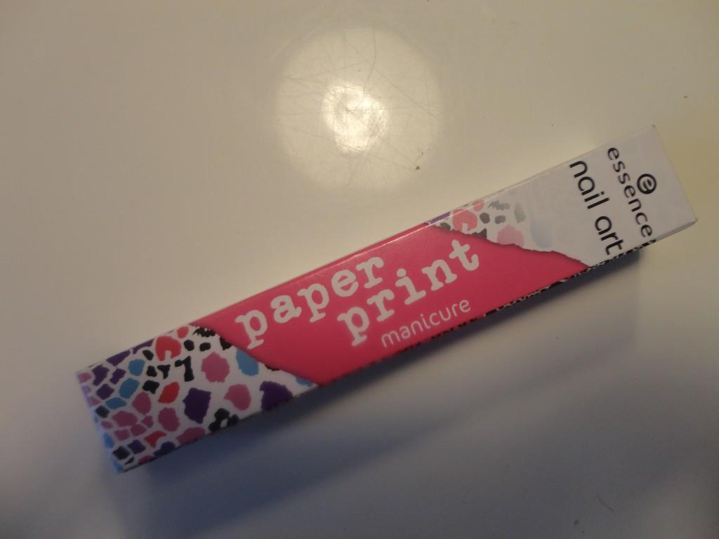 essence paper print