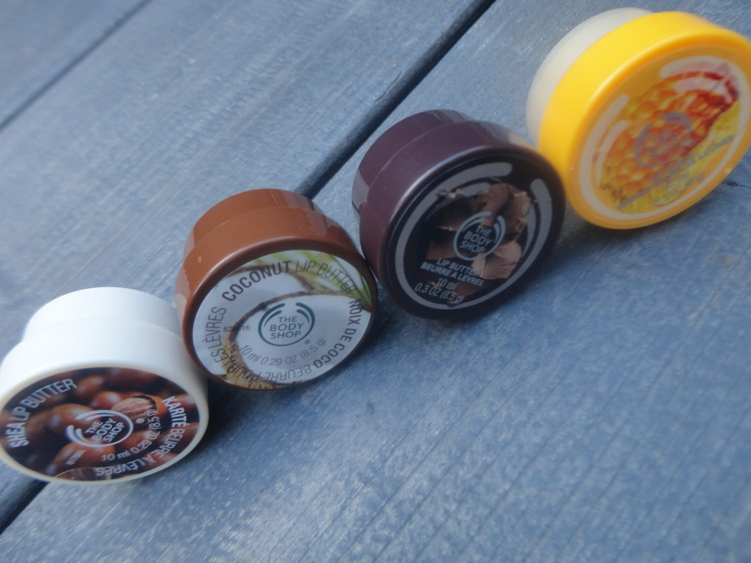 Review: The Body Shop Lip Butters