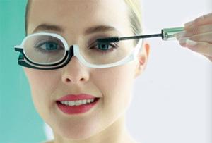 Make up in combinatie met een bril twinkelbella - Ogen grappig ...