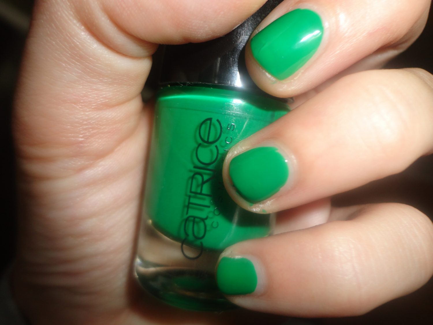 Swatch: Catrice 10 I'm Not A Greenager