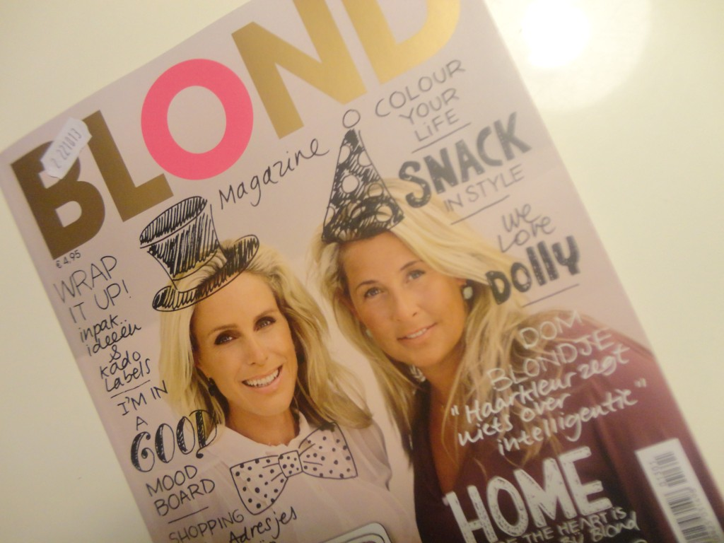 Blond amsterdam magazine