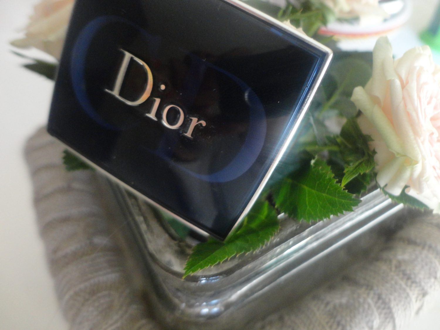 Swatches: Dior 454 Royal Kaki