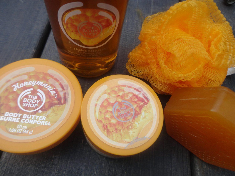 The Body Shop: Honey Mania (+Win!)
