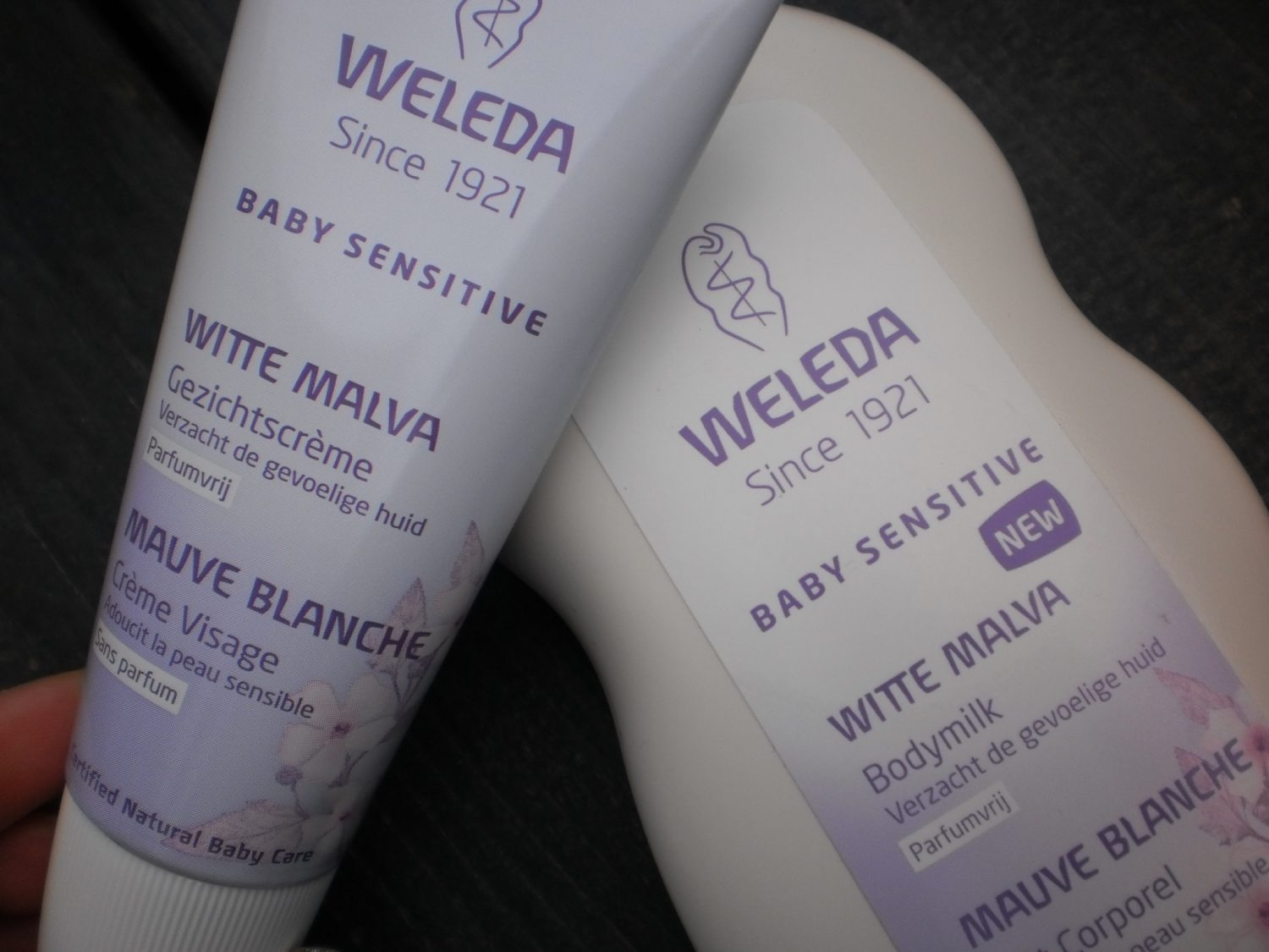 Weleda Baby Sensitive Witte Malva