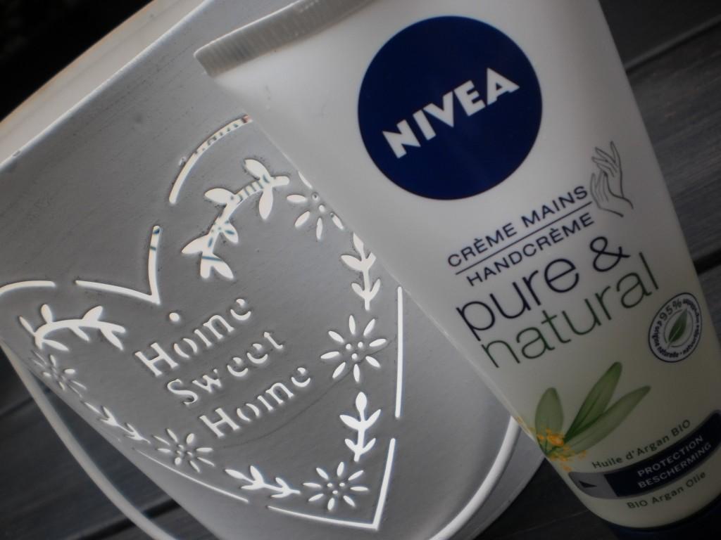 Nivea Pure & Natural