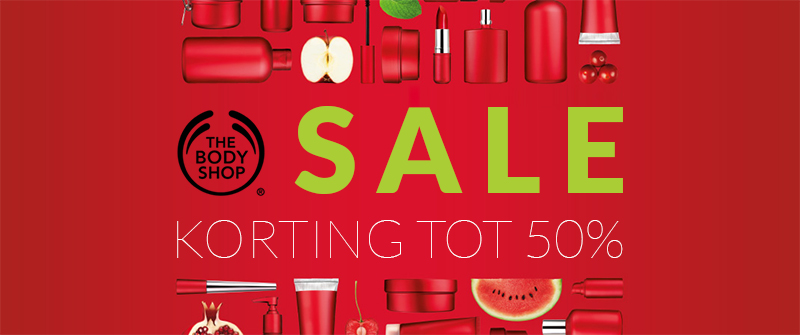 The Body Shop Sale!