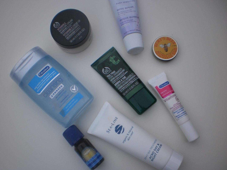 Favoriete skincare producten