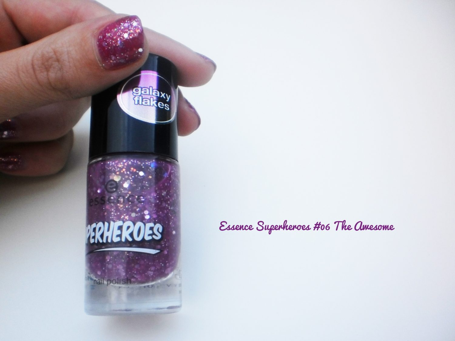 Swatch: Essence Super Heroes #06 The Awesome