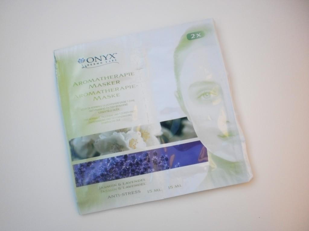 Onyx gezichtsmasker