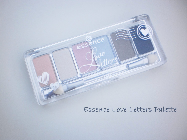 Review: Essence Love Letters Palette
