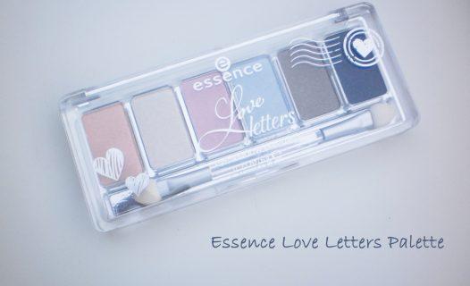 Essence Love Letters Palette