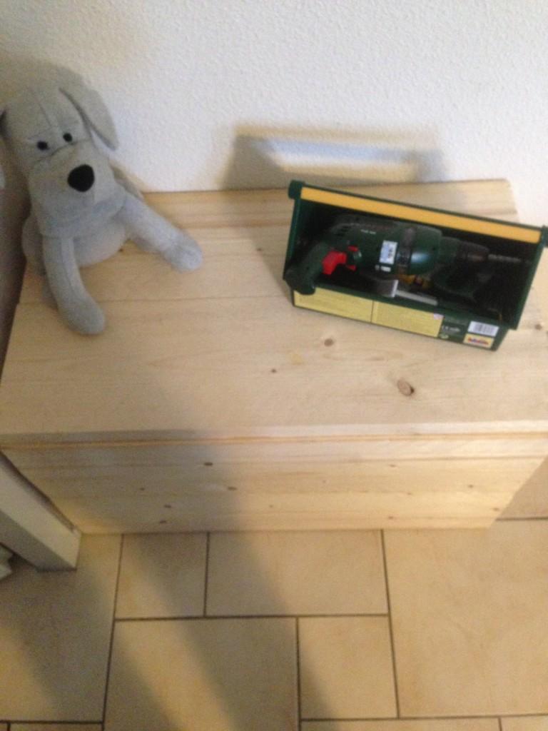 steigerhouten kist
