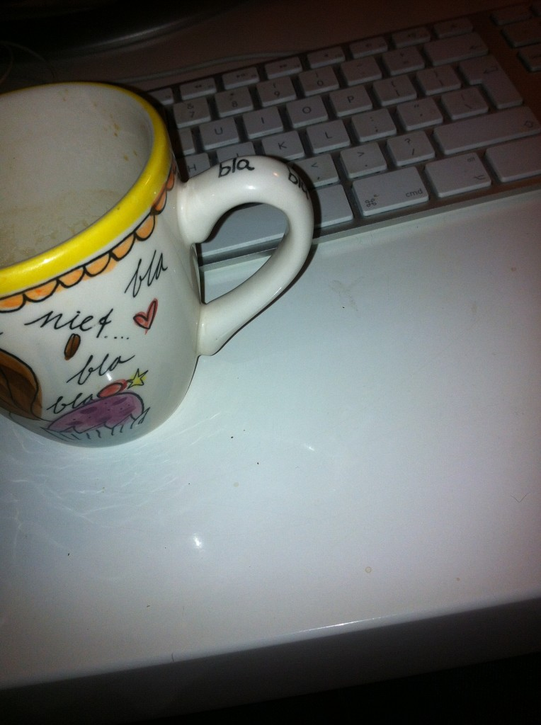 koffie en blog