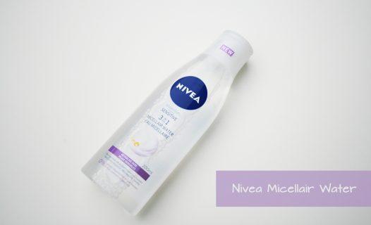 Nivea Sensitive Micellair Water