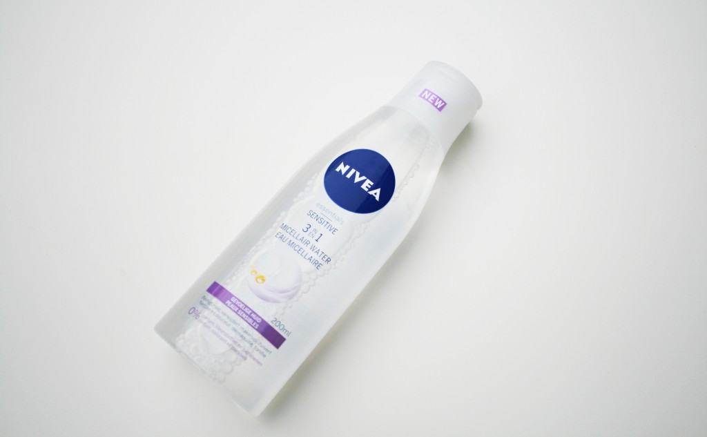 Nivea Sensitive Micellair Water