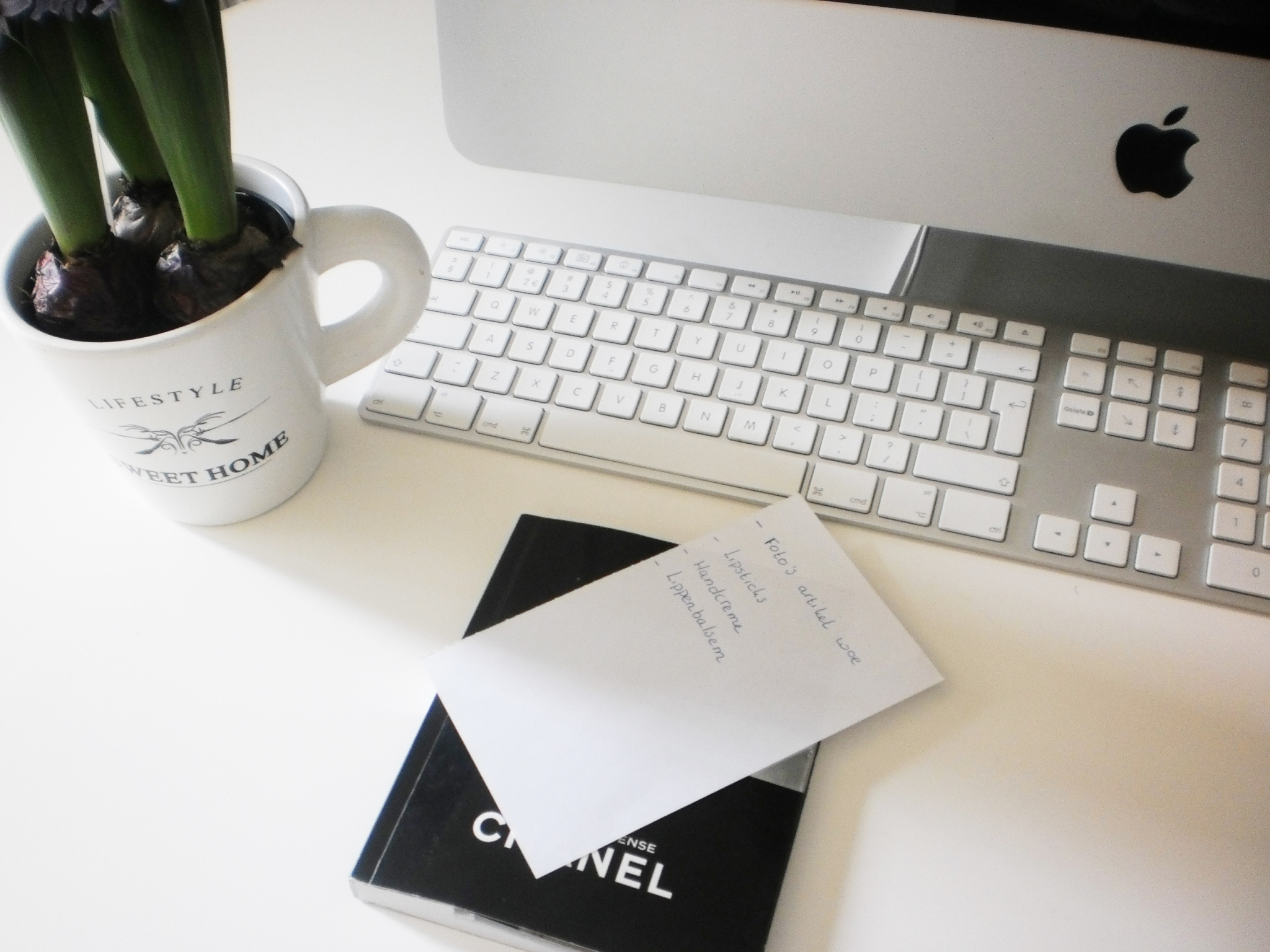 Persoonlijk: Moeder, werken en bloggen!