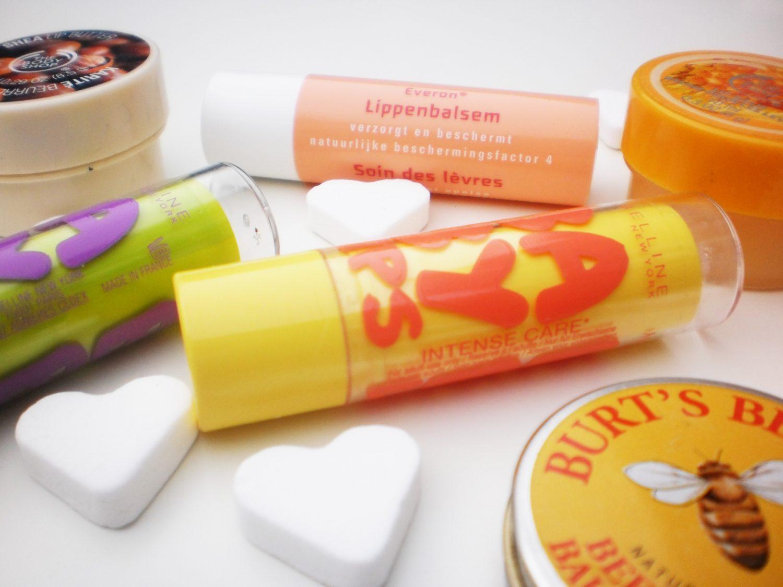 Mijn favoriete lippenbalsems
