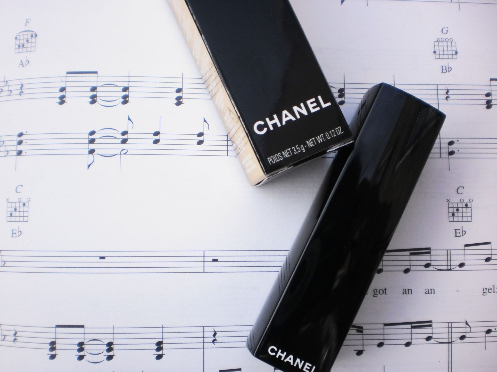 Review: Chanel Rouge Allure Mélodieuse