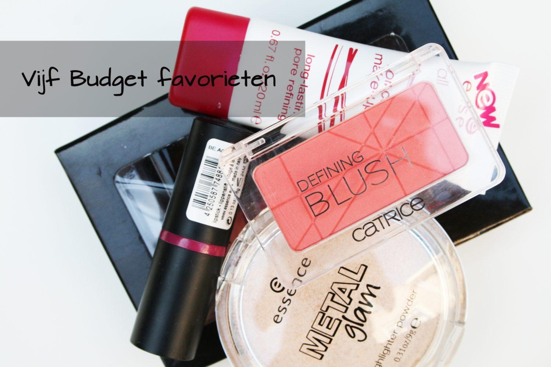 Vijf budget favorieten