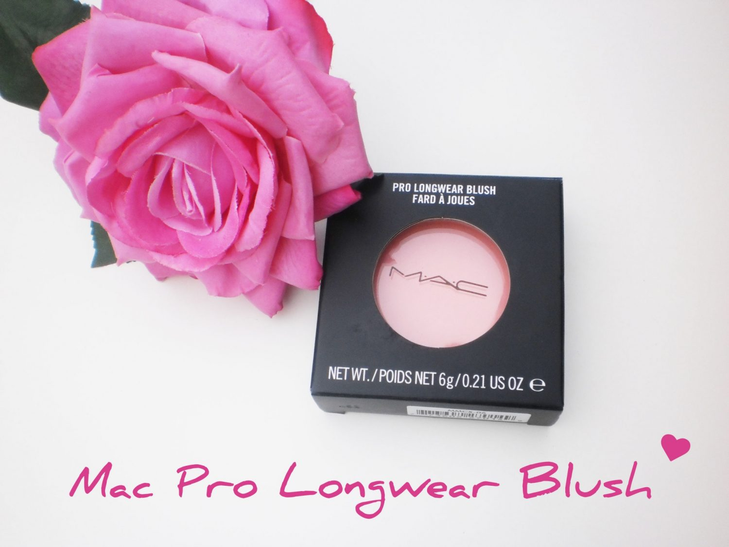 Mac Blush Rosy Outlook