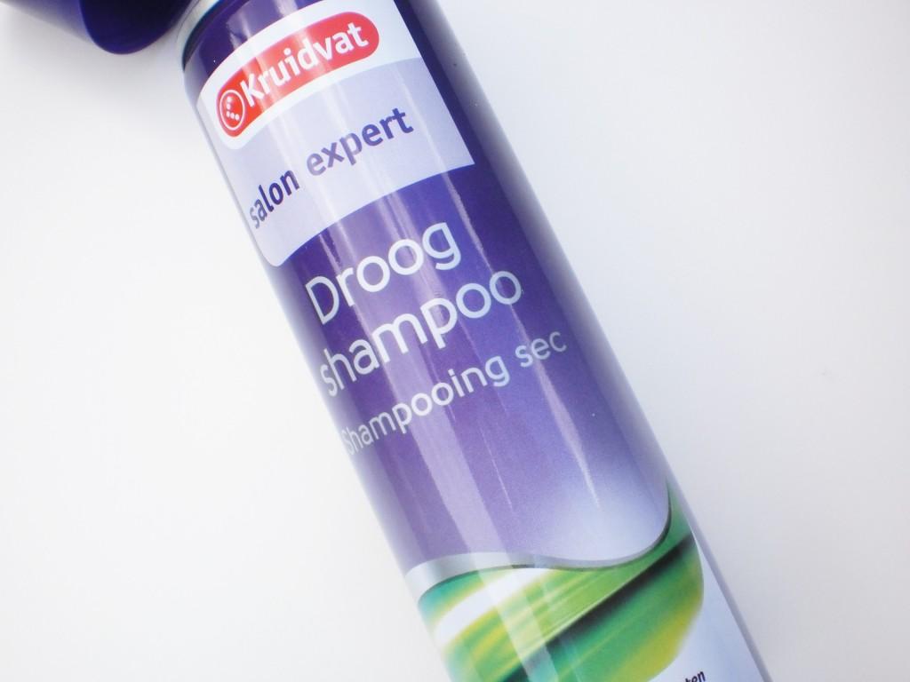 Kruidvat Droogshampoo