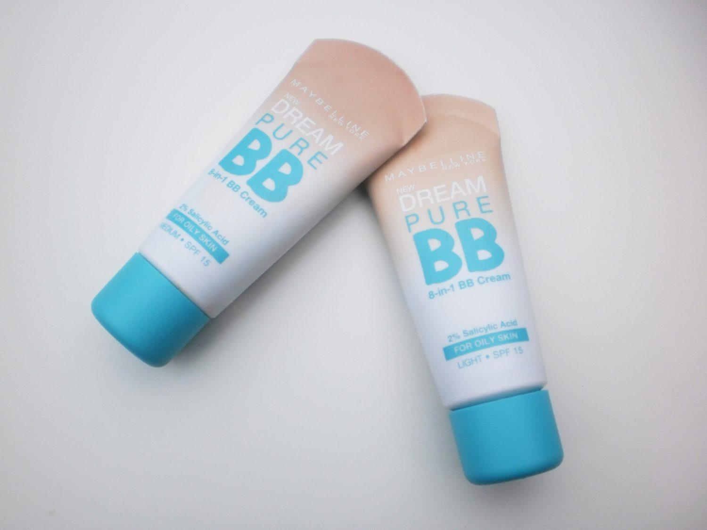Review: Maybelline Dream Pure BB-Cream