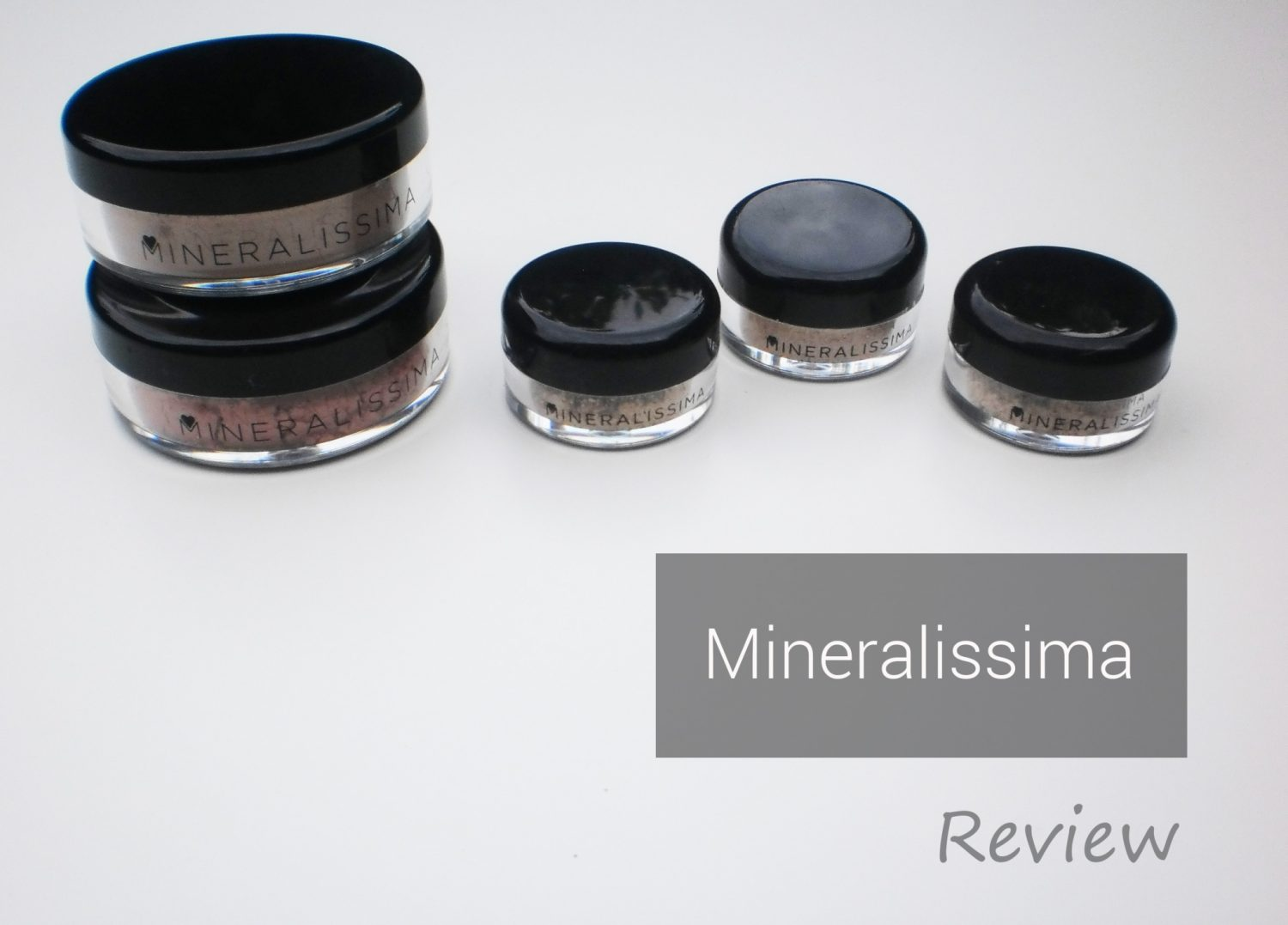 Review: Mineralissima Make-Up