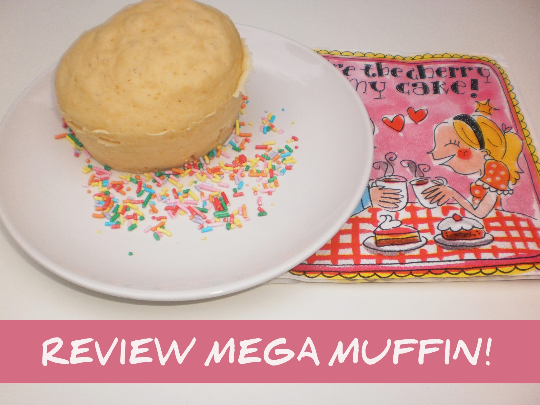 Review: Happy Kitchen Mega Muffin