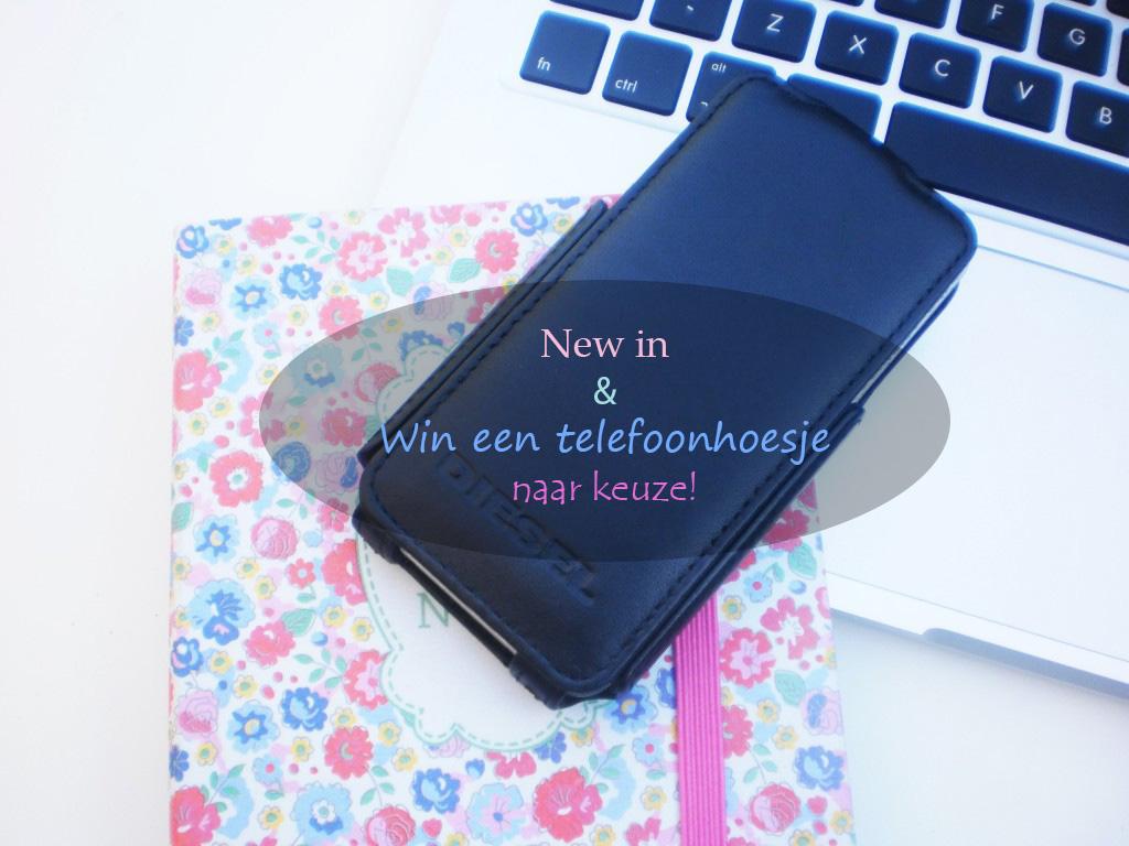 New in: Diesel Iphone hoesje + Winactie! (gesloten)