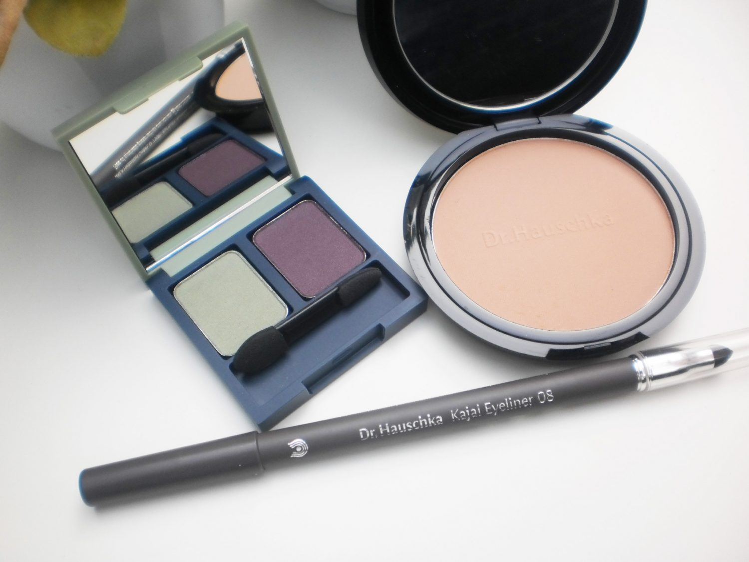 Review: Dr Hauschka Bronzer, Eyeshadow & Eyeliner