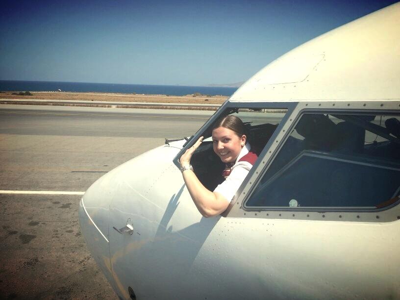 Een kijkje in het leven van een sterwardess: (huid) verzorging tijdens de vlucht