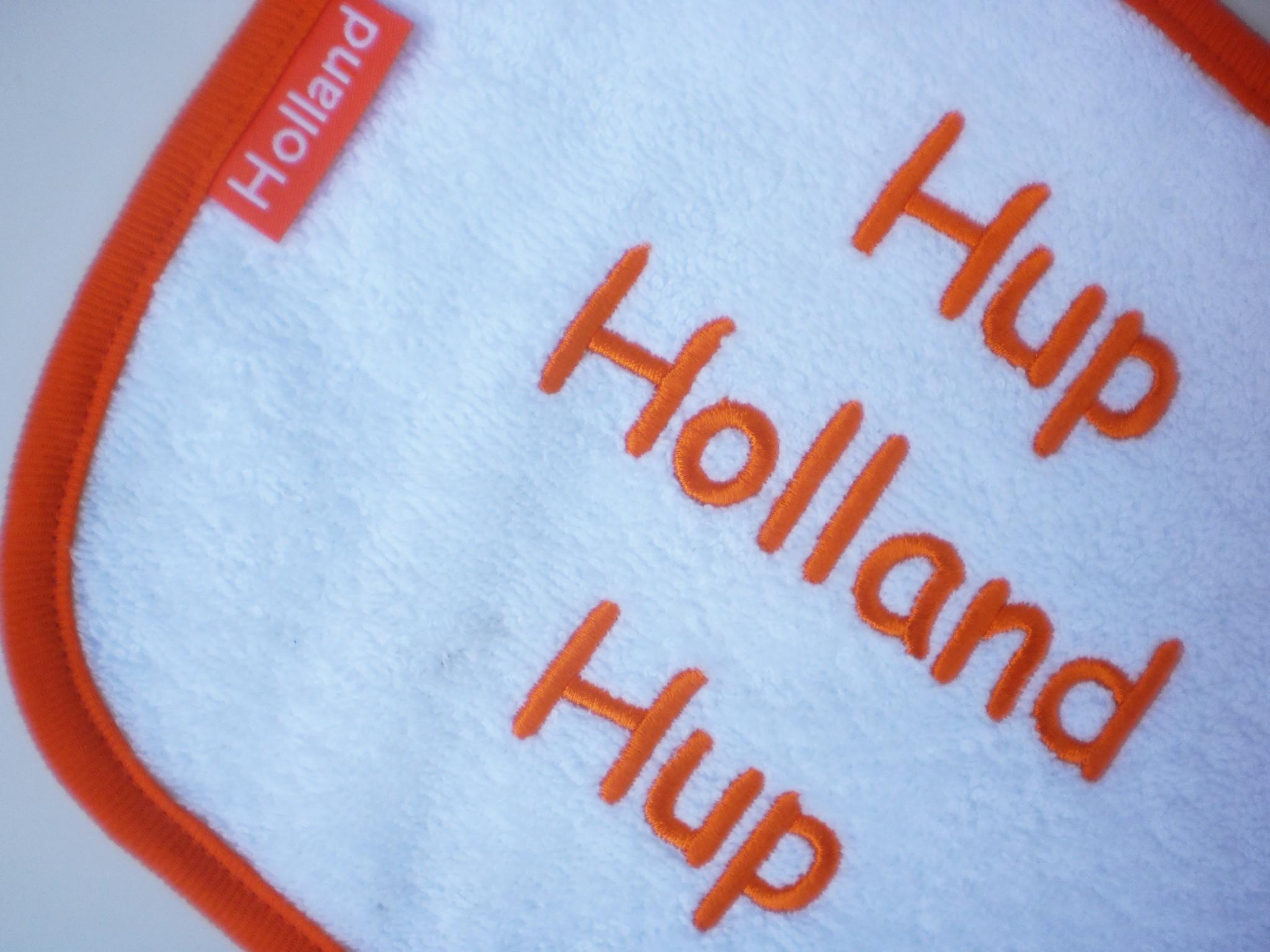 Winactie: Hup Holland Hup Slabbetje (2x) (Gesloten)