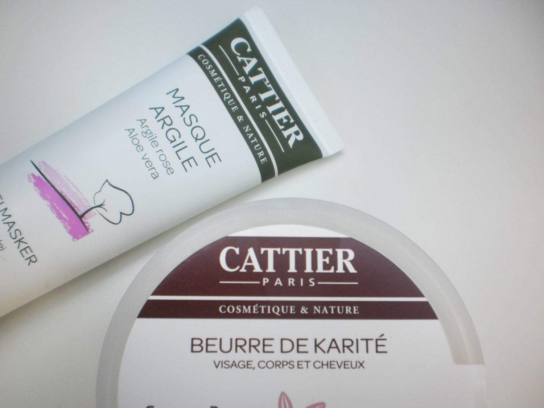 Review: Cattier Paris Gezichtsmasker en Shea Butter