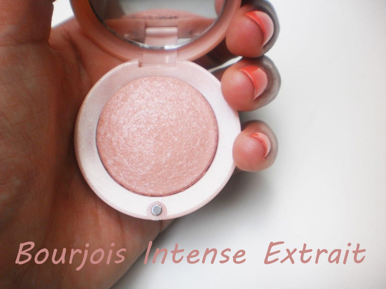 Review: Bourjois Intense Extrait 03