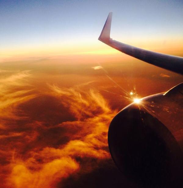 Een  kijkje in het leven van een Stewardess: Tips tegen vliegangst