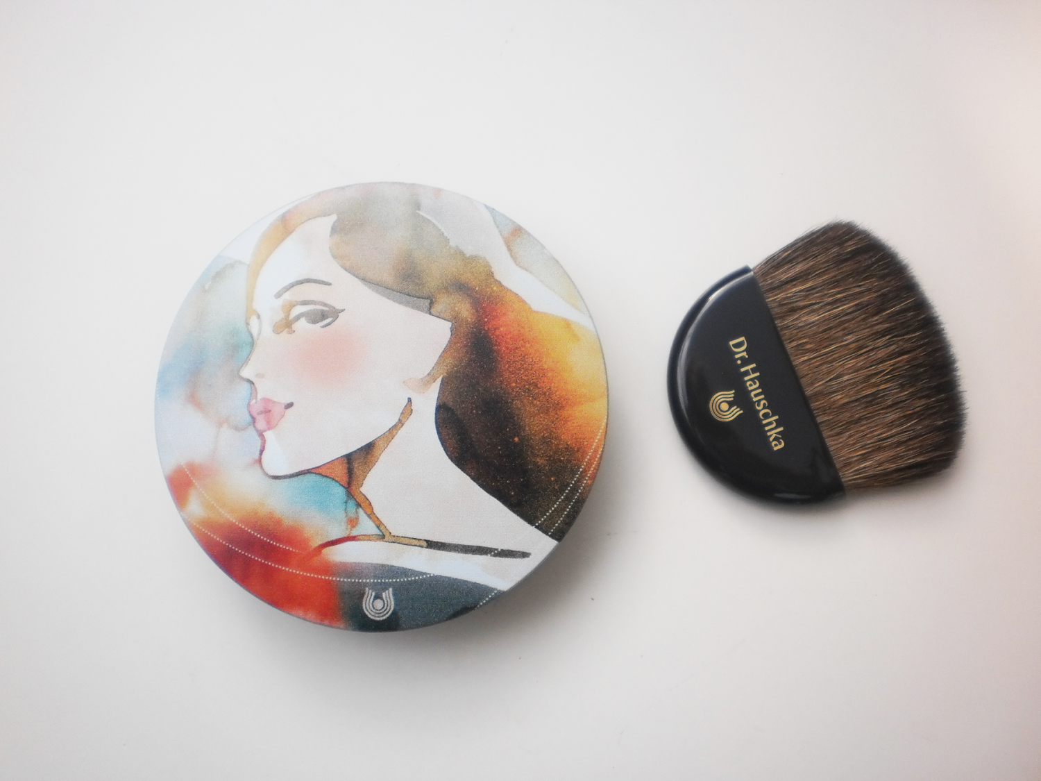 Winactie Like & Share: Dr. Hauschka Bronzing Powder Limited Edition (gesloten)