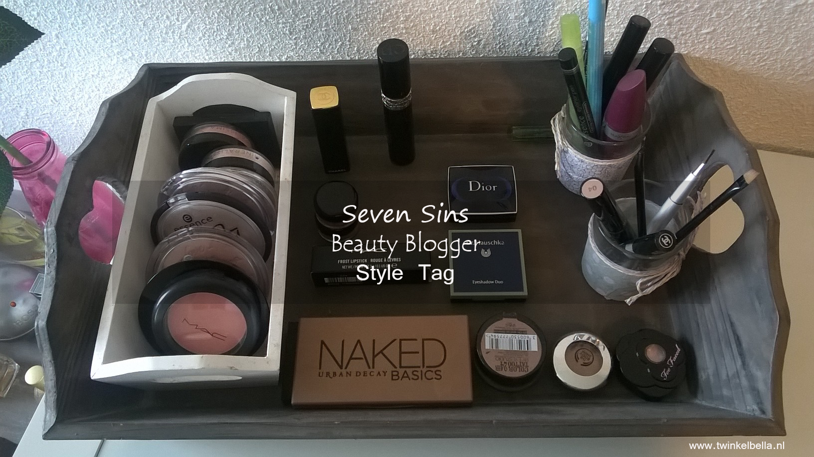 Seven Sins Beauty Blogger Style Tag