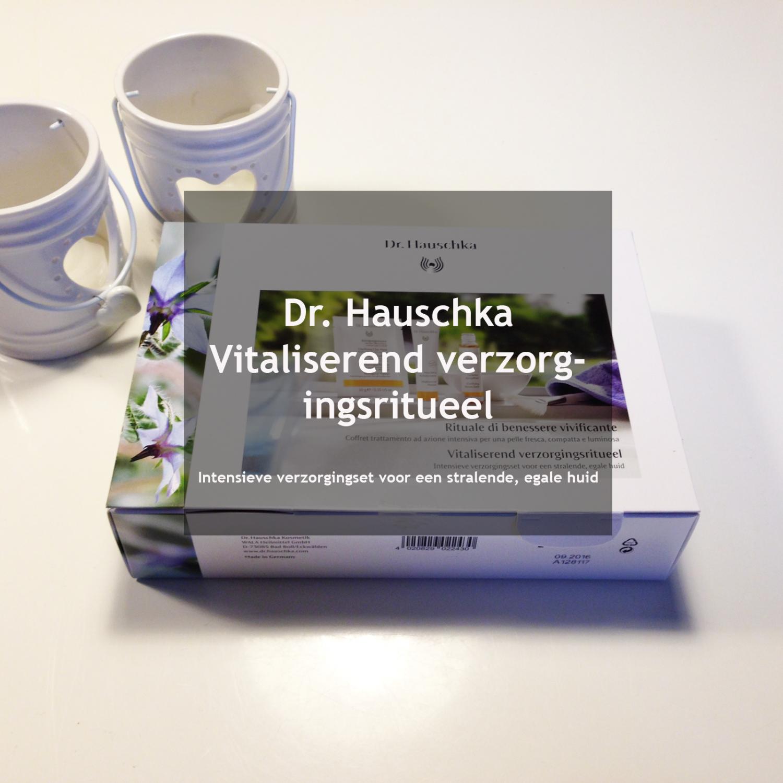 Dr Hauschka Vitaliserend Verzorgingsritueel