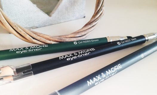 Max & More Eye Liner