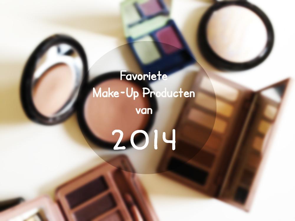 Favoriete make-up producten van 2014
