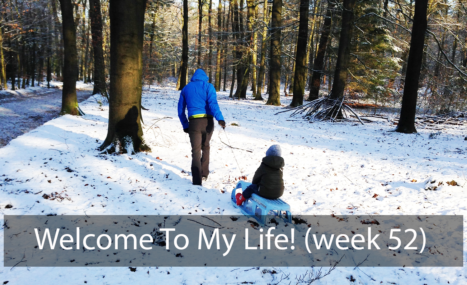 Persoonlijk: Welcome To My Life! (week 52)