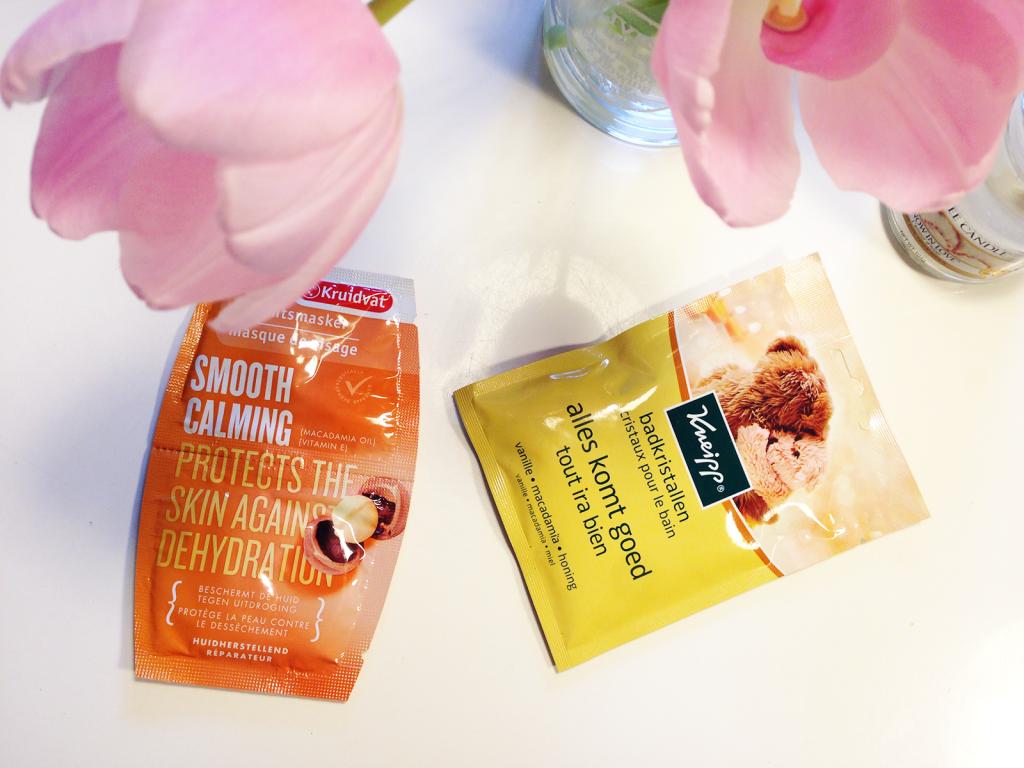 Producten in het zonnetje