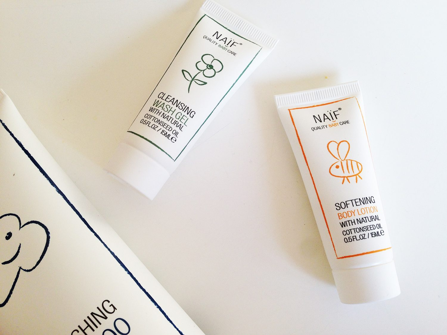 Review: NAÏF Quality Baby Care