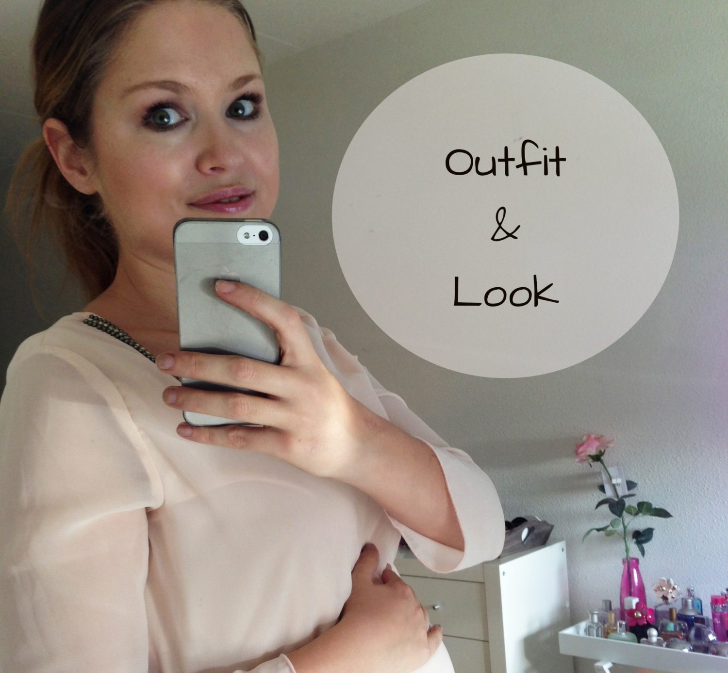 Outfit & Make-up Look