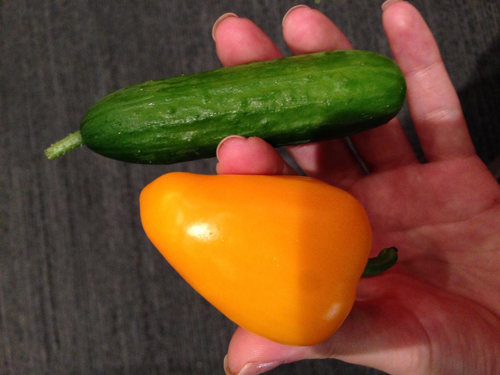 mini groente